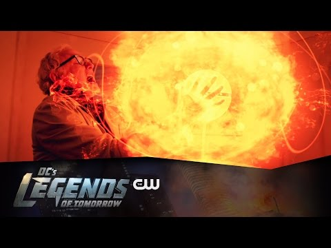 "Sneak Peek at Legends of Tomorrow ""White Knights"" Sees Rip Face Off Against His Team"