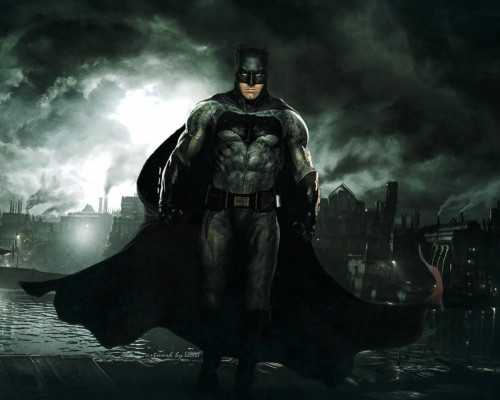 Ben Affleck Says His Batman Will Not Be Based on Any Existing Stories