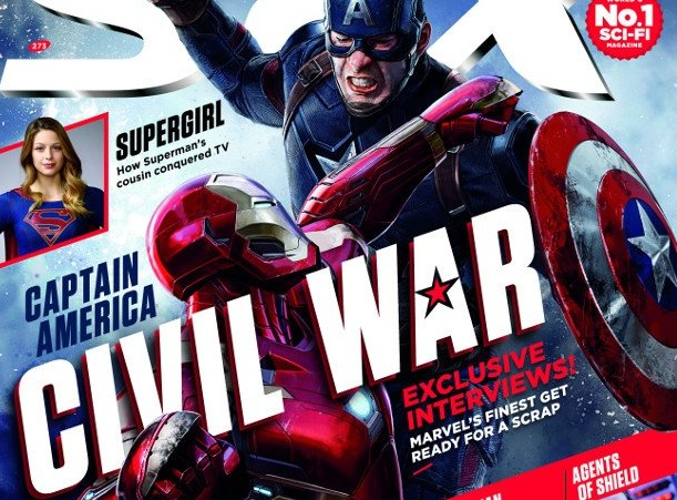 Captain America: Civil War is Darker in Tone but Still Filled with Laughs!