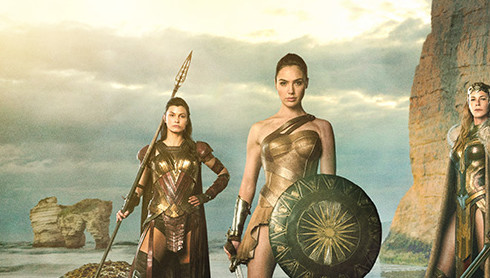 New Picture Gives First Looks at Wonder Woman and the Amazons of Themyscira!