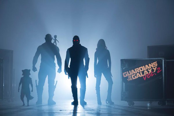 Three New Names Possibly Added to the Guardians of the Galaxy Sequel!
