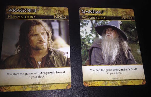 The Fellowship Of The Ring Deckbuilding Game – One Does Not Simply Forget To Play This