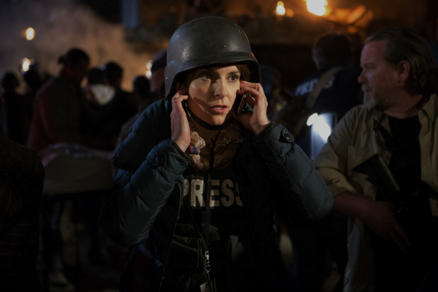 Movie Review – WHISKEY, TANGO, FOXTROT