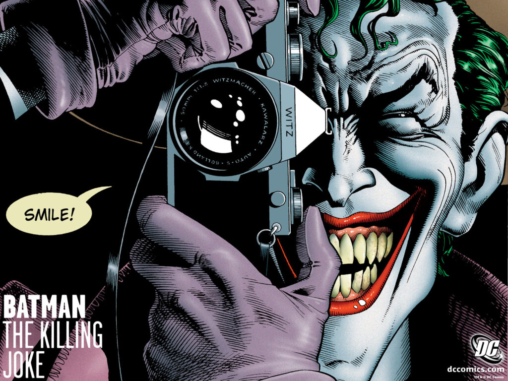 Killing Joke Has Kevin Conroy and Mark Hamill Returning as Batman and Joker!