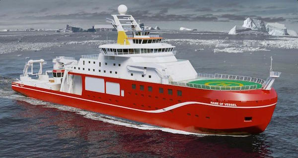 Internet Hilariously Votes to Name U.K. Ocean Research Vessel 'Boaty McBoatface'