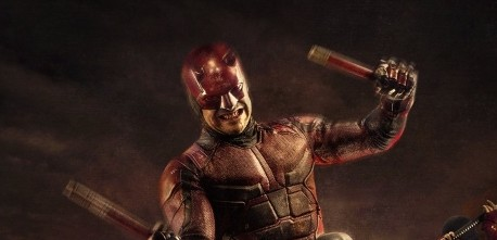 Daredevil Fights The Hand In New Promotional Image!