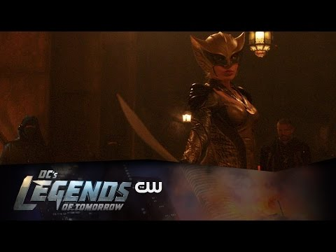 "Legends of Tomorrow Sneak Peek Sees Three of the Team ""Left Behind"" for a Couple Years!"