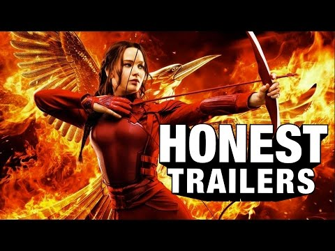 Honest Trailers Rightfully Skewers Hunger Games: Mockingjay Part II and It's So Satisfying