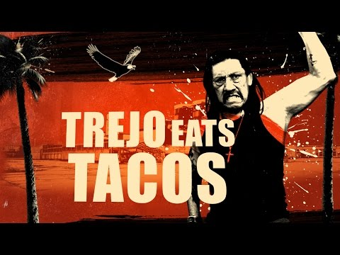 Watch Danny Trejo Eat Trejo's Tacos On This Happy Taco Tuesday!