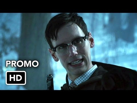 "Sneak Peek at Gotham ""Into the Woods"" Sees a Sadistic Riddler on the Prowl"