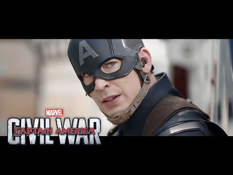 Thoughts on the Amazing New Captain America: Civil War Trailer – Watch It Here!