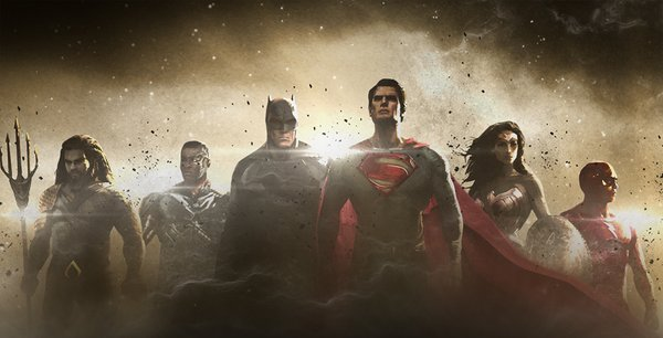 Shenanigans Ensue in a Behind the Scenes Look at 'Justice League'