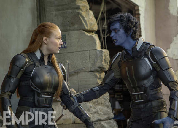 New Pictures for X-Men: Apocalypse Show New Team Line-Up In Shiny New Costumes!
