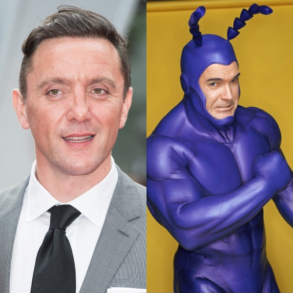 Peter Serafinowicz Cast as The Tick in New Amazon Series!