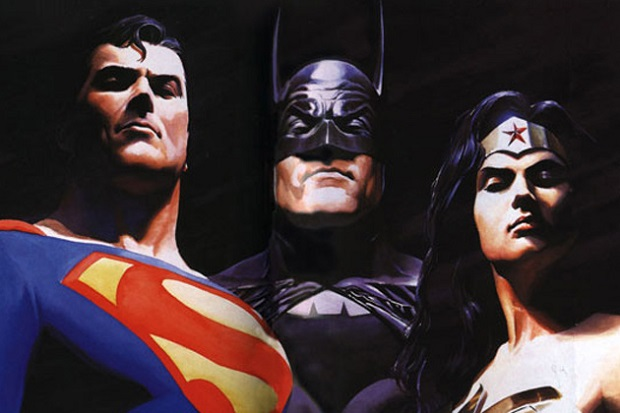 Top 5 Best Batman / Superman / Wonder Woman Team-Ups!