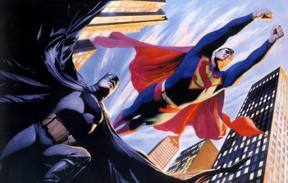 Top 5 Batman / Superman Team-Ups!