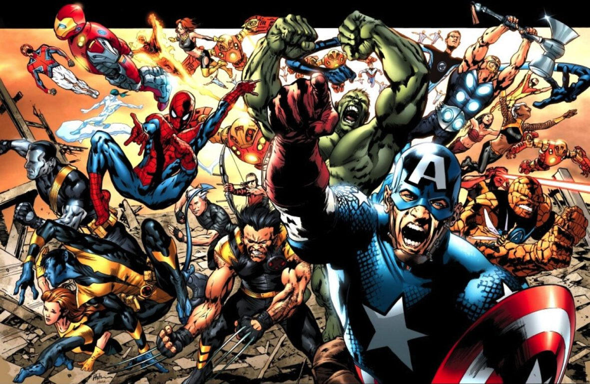 Simon Kinberg and Tim Miller Admit to Wanting an Avengers/X-Men Crossover!