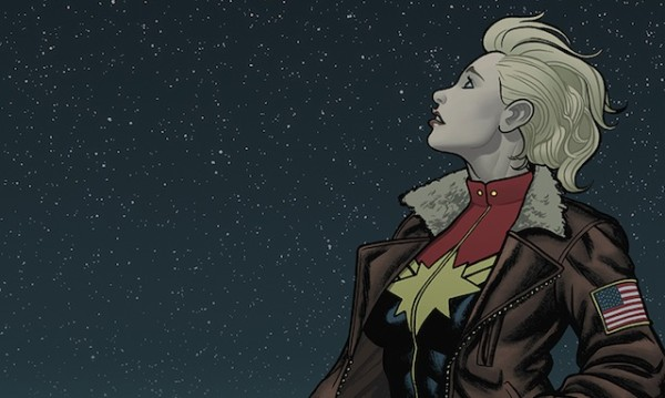 A New Rumor Could Give a Clue to Who Will Be Captain Marvel!
