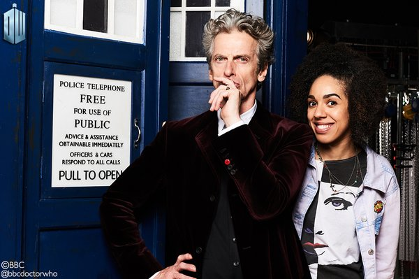 Introducing Doctor Who's Newest Companion……