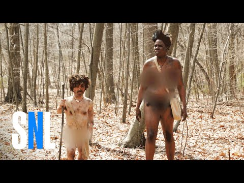 Peter Dinklage and Leslie Jones Get Naked and Afraid on SNL and It's Hilarious!