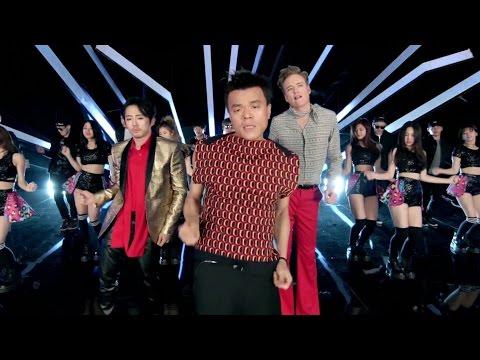 Conan O'Brien And The Walking Dead's Steven Yeun Star In Their Own K-Pop Music Video!