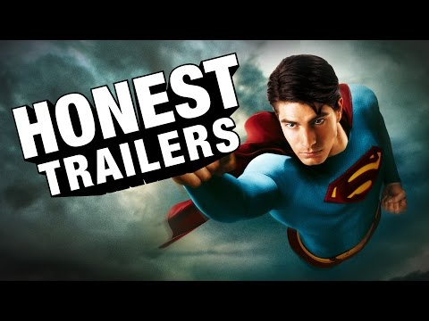 Superman Returns Gets the Classic and Hilarious Honest Trailers Treatment