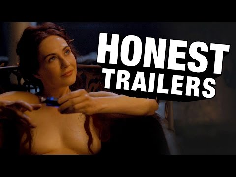 Seven Hells! Honest Trailers Wins the Iron Throne with Their Clever Take on Game of Thrones