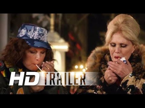 The Absolutely Fabulous Full Length Trailer!