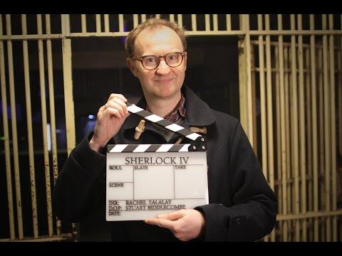 Filming Has Commenced on Season 4 of Sherlock!