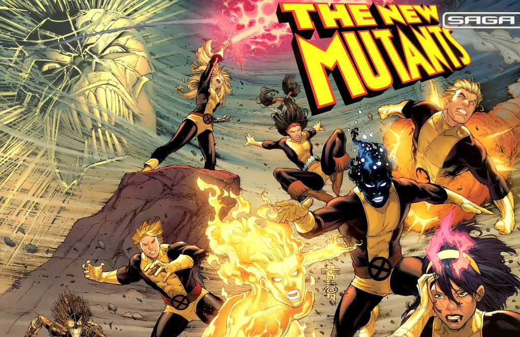A New Rumor Claims Two Characters are Already Cast for The New Mutants!