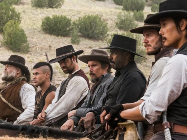 Here Are Your First Images Of The Magnificent Seven Reboot!