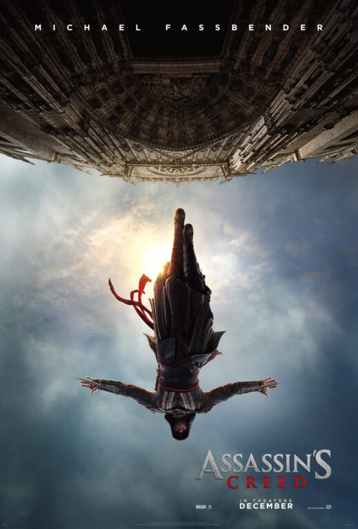 Assassin's Creed Movie Trailer and Poster Released - Geek ...