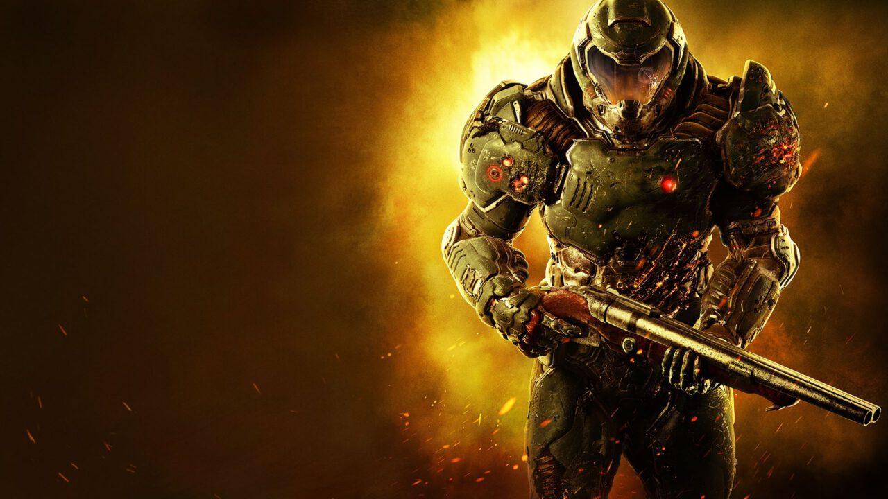 WATCH The Doom Launch Trailer Unleash Hell