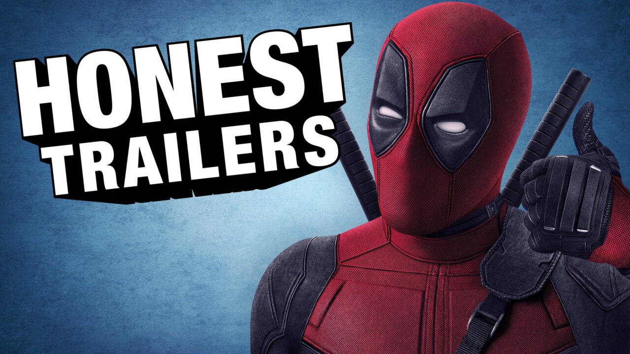 Honest Trailers and Deadpool take on.. uh.. Deadpool