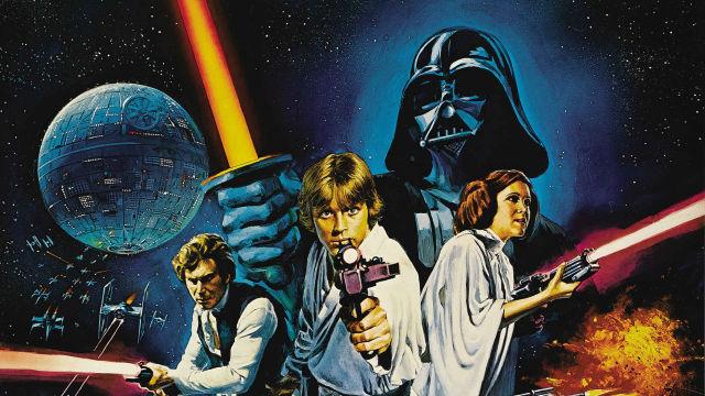 Happy 39 Years Star Wars!