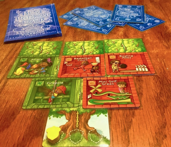 GAME REVIEW – You're Never Too Old To Build The Best Treehouse Ever