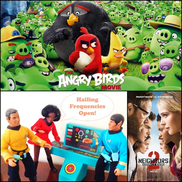 WEEKEND BOX OFFICE BREAKDOWN: May 20-22, 2016 – Angry Birds Shoots and Scores a Box Office Win