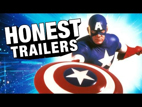 Honest Trailers Takes on the Worst Captain America Movie Ever – How Did This Movie Even Get Made?!?