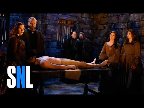 Jon Snow's Resurrection Is Parodied By SNL….And They Nailed It.