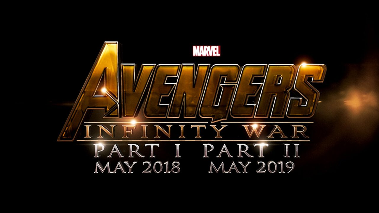 AVENGERS: INFINITY WAR WILL HAVE TWO SEPARATE TITLES