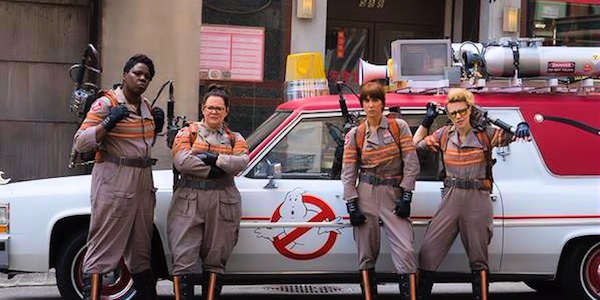 Sony Releases Ghostbusters Character Vignettes!
