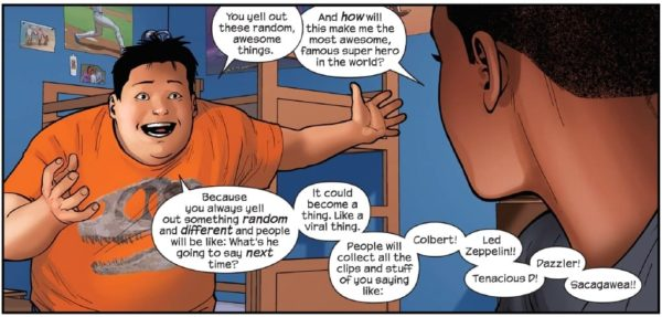 Director Jon Watts Clarifies Michael Barbieri is NOT Ganke in Spider-Man: Homecoming