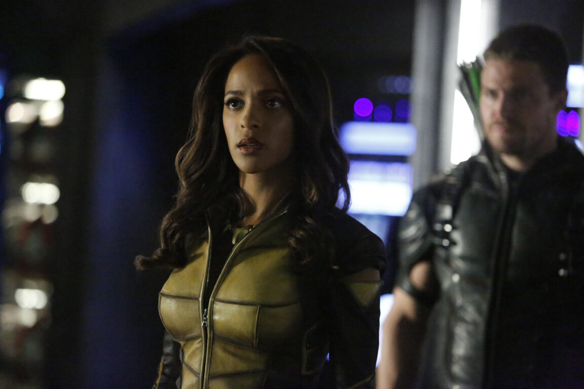 Vixen is Coming to Legends of Tomorrow but it's Not Mari McCabe!