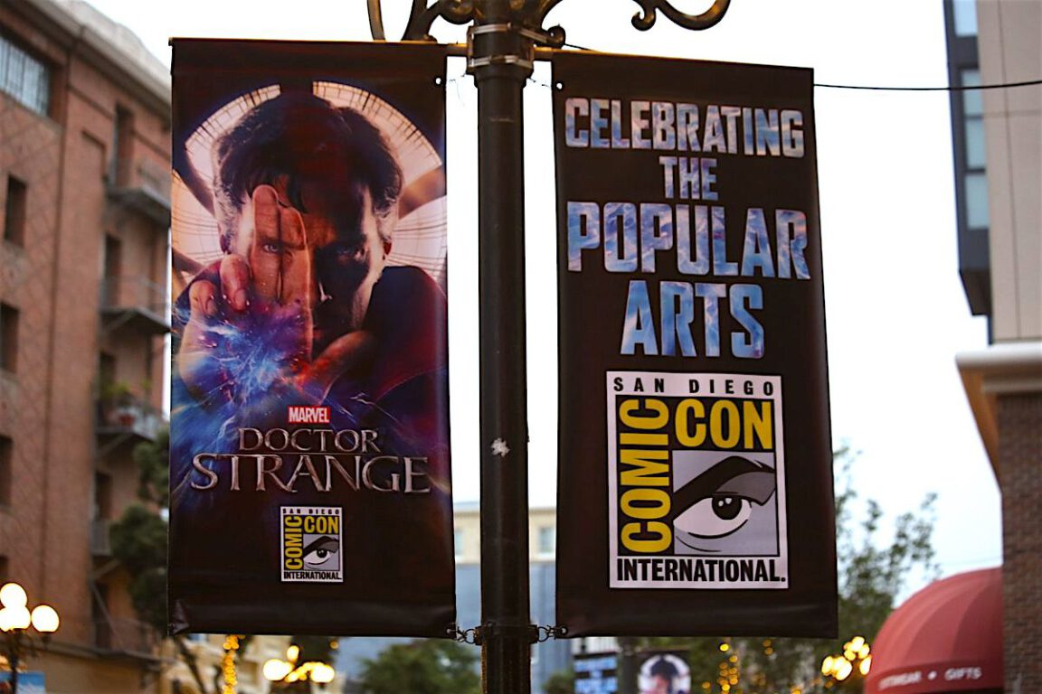Doctor Strange Coming to San Diego Comic Con This Year!