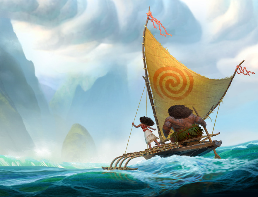 The Latest 'Moana' Trailer Gives Us New Footage