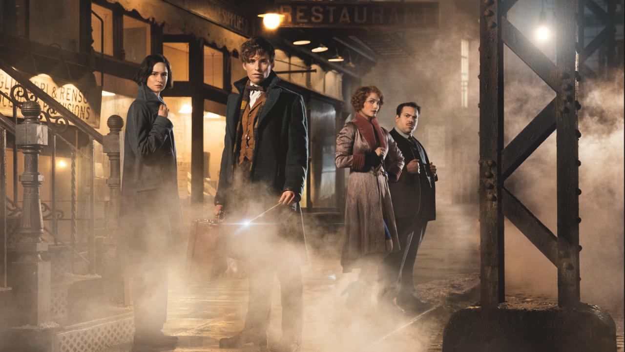 Listen to the Title Music for 'Fantastic Beasts and Where to Find Them'