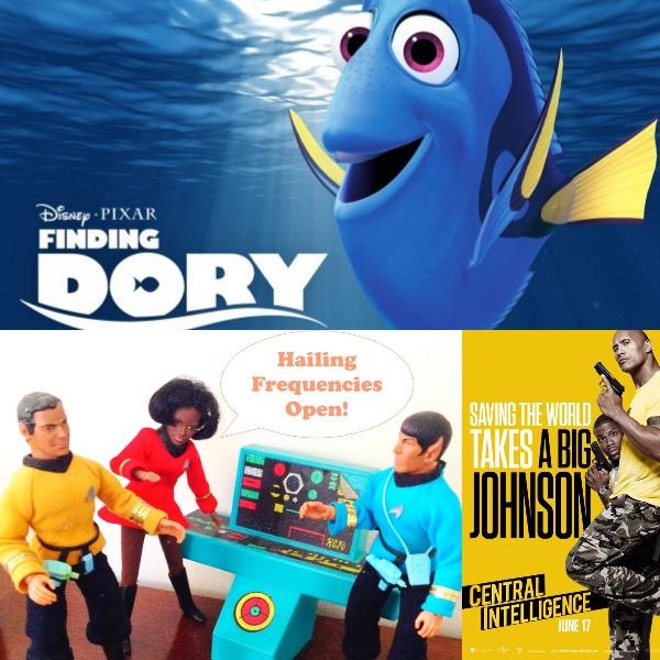 WEEKEND BOX OFFICE BREAKDOWN: June 17-19, 2016 – Finding Dory shatters records