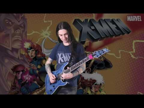 Heavy Metal Version of X-Men: Animated Series Will Melt Your Face Off!