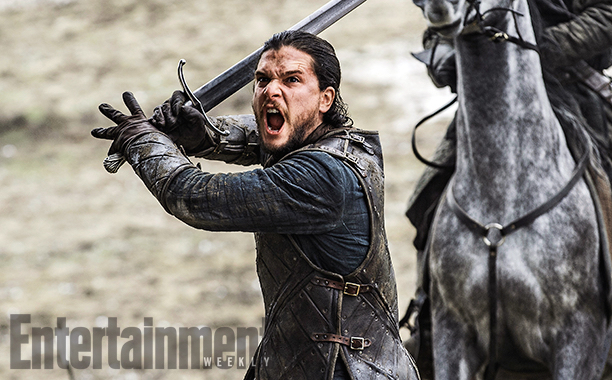 Trailer for Game of Thrones 'Battle of the Bastards' plus Amazing Action Stills from the Much Anticipated Episode!