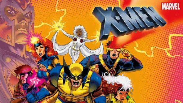 X Men Serie